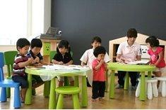 [渋谷 企業内保育室]過去2年間の離職率0%!定員15名の小規模園で、手厚い人員配置が自慢です♪