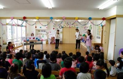 [日進 認可]賞与実績3ヵ月◎ 0歳児~5歳児の定員90名程度の保育園です♪ 長く安定して働くことが出来る環境です!