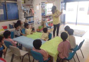 [川崎 認可外]遅番パートさん募集!インターナショナルスクールでの保育業務です!英語ができなくても大丈夫♪