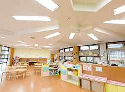 [立川 認可園]船をイメージして作られた明るい空間が広がる保育園です☆子どもたち一人ひとりの『個』を大切に保育をしています!