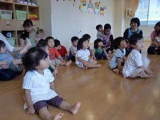 [入谷 認証]子どもたちが一人でじっくりと遊べるよう、コーナーを設けてあります