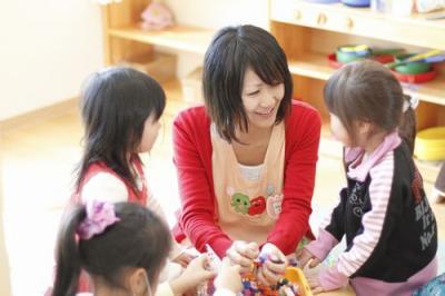 東奈良敬愛保育園の求人イメージ