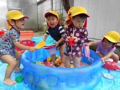 [井荻 受託園]0~2歳児・30名定員の小規模公民保育室です!子ども自ら伸びていく力をサポートする保育です!