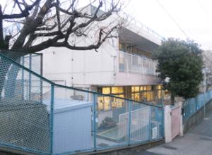 大田区立山王保育園イメージ