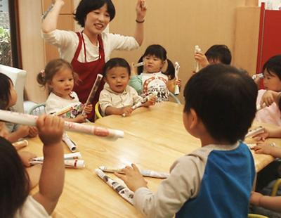 [都立大学 認証]乳児中心の定員32名★住宅手当など待遇面が充実! 少人数保育で子ども主体の保育が出来ます ◎