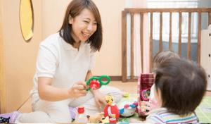 [上本町 小規模]園児定員12名の企業主導型保育園☆うれしい土日祝休み&残業ほぼゼロ♪プライベートと両立できます☆