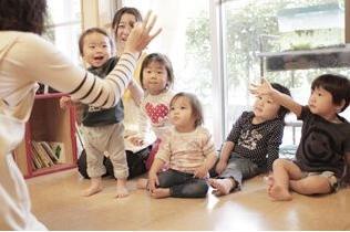 にじいろ保育園 中板橋イメージ