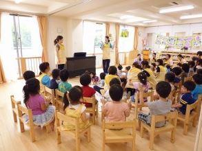 にじいろ保育園 平和台イメージ