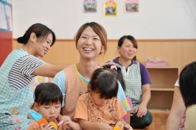 赤坂ちとせ保育園イメージ