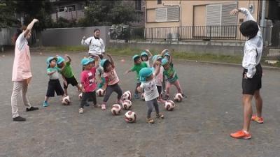 [武蔵新城 認可] 屋上園庭がありのびのびとした環境で保育が出来ます◎ 毎日ニコニコ笑顔でとても賑やかな保育園です!福利厚生充実・研修制度充実で長く活躍できます!