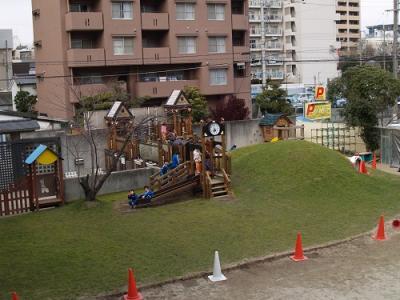 【大阪府・東三国】保育園との交流を大切にした幼稚園です!駅から4分!