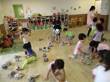 [柏 認可園]家族手当やひとり親手当など各種手当が充実◎ 広々とした園庭が自慢♪ 子どもの興味から出発する保育を実施!一緒に子どもの可能性を伸ばしませんか!