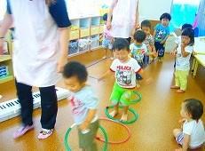 [八潮 認可園]「子どもの笑顔は先生から」職員が活躍できる場所として日本一の施設運営を目指しています!