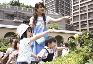 【東京都・三河島駅 認可園】新卒歓迎!駅から徒歩1分で通勤便利な環境です★