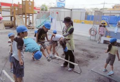 [あざみ野 認可]定員180名の大きな園庭がある、子どもたちの笑顔が溢れる保育園です☆