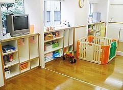[田町 保育室]病児保育室でのお仕事です☆