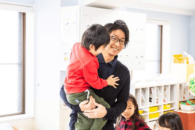 キッズガーデン東小金井駅前(東京都豊島区)【12499】の求人イメージ