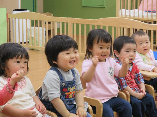 ウィズブック保育園 入谷イメージ