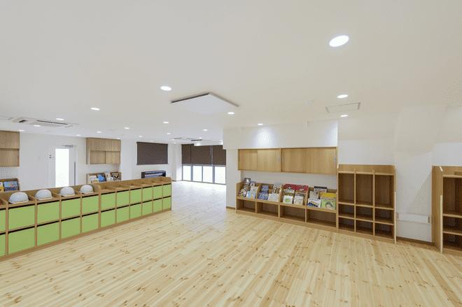 ウィズブック保育園東が丘(東京都世田谷区)【23601】の求人イメージ