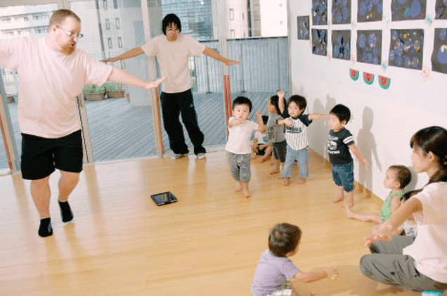 アンジェリカ保育園 田町保育園(東京都港区)【2726】の求人イメージ